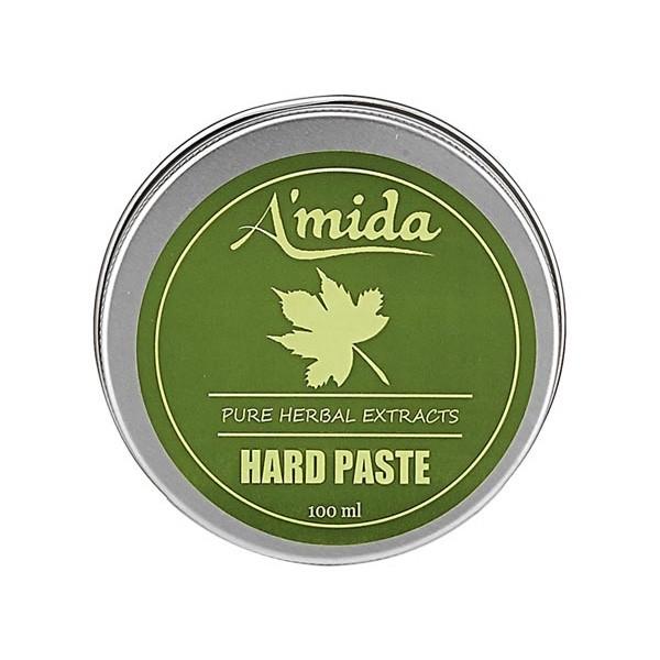 amida 新硬土 hard paste (100ml)  塑型/髮型/造型
