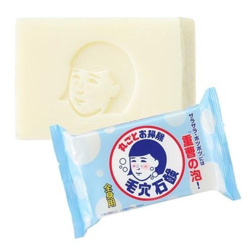 石澤研究所 毛穴撫子 碳酸氫納石鹼全身用去角質肥皂(155g) 石鹼 肥皂/去角質肥皂/清潔皂