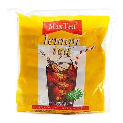 MaxTea 檸檬茶(25gx30包) 團購/飲品/飲茶 (7.3折)