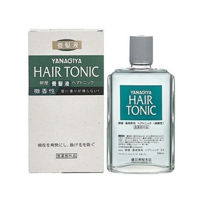 yanagiya 日本柳屋~髮根營養液(微香)240ml(日本平輸) 髮根營養液/頭髮保養/養髮液 (6.5折)