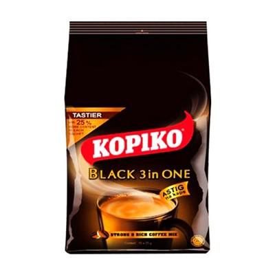 印尼 KOPIKO 三合一即溶濃醇咖啡(250g) 即溶咖啡/沖泡飲品/進口飲品 (4折)