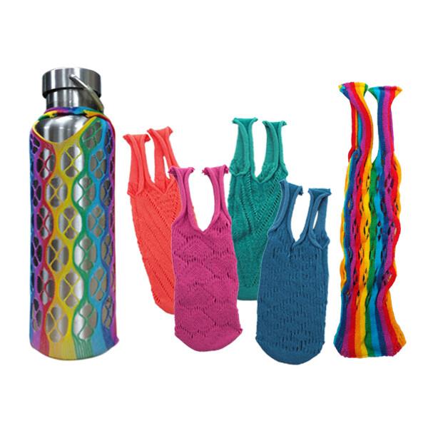 環保飲料提袋(1入) 顏色可選提袋/環保提袋/飲料提袋