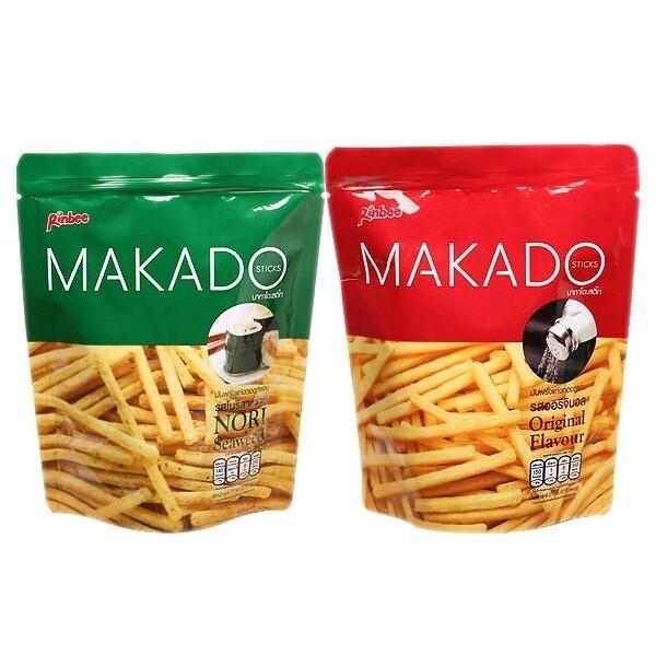 makado~ 麥卡多薯條(27g) 鹽味/海苔 零食/零嘴/點心