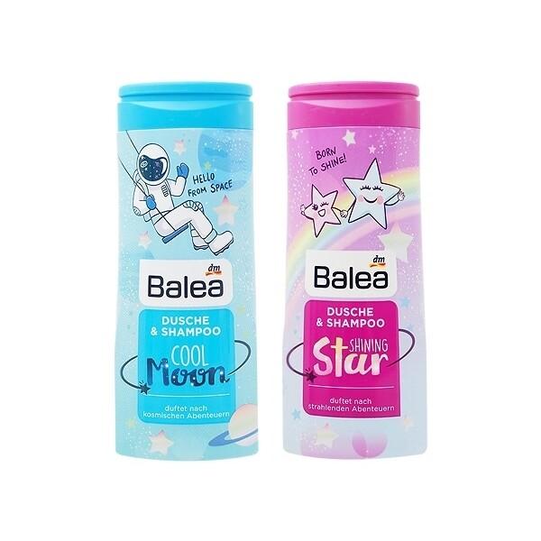 德國 balea~小公主洗髮沐浴露(300ml) 款式可選沐浴乳/沐浴精/沐浴露