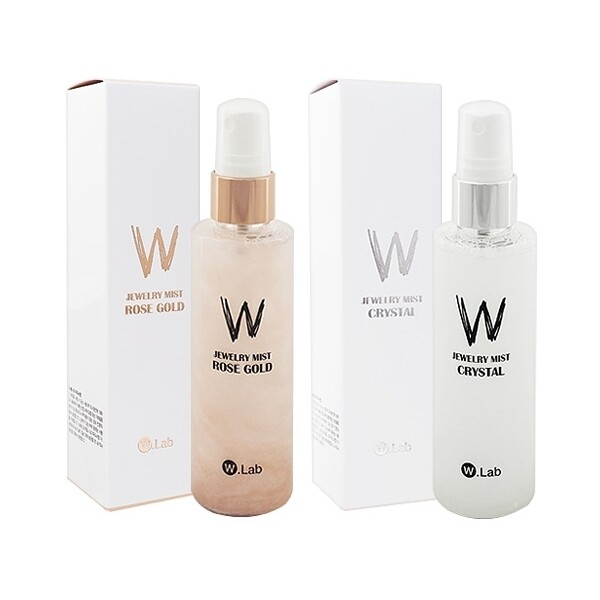 韓國 w.lab~名模聚光保濕定妝噴霧(100ml) 款式可選 定妝噴霧/保濕/底妝/母親節