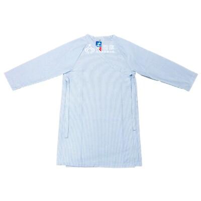 杰奇 日式浴衣病人服 睡衣 加長版 不含褲子 花樣隨機出貨 (7.3折)