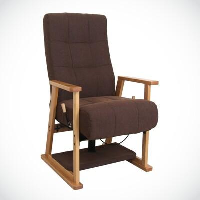 來而康 陞宏科技 起身輔助椅 SE013 茶色 贈 熊熊愛你中單 (8.1折)