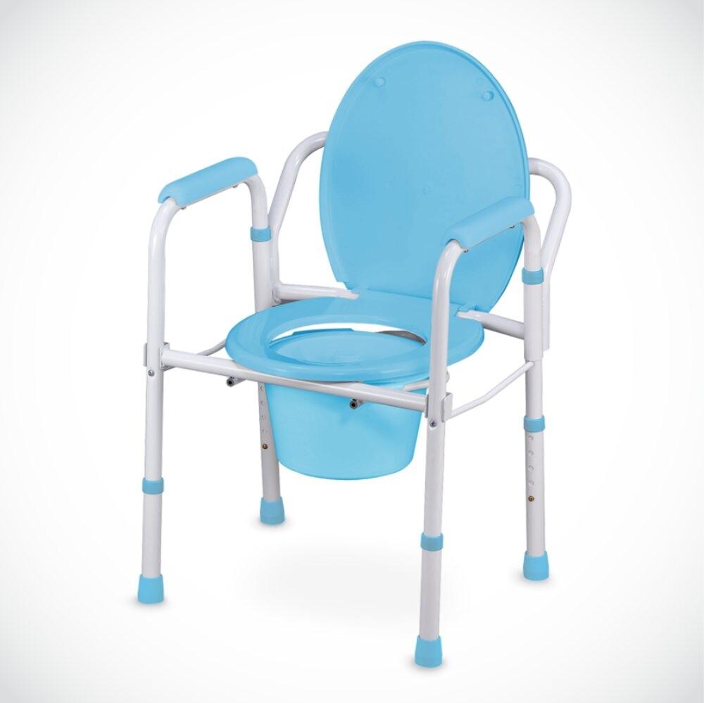 來而康 光星 nova 8700af 標準收合型 便椅 硬座墊