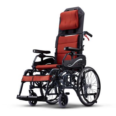 康揚KARMA KM-1520.3T 仰樂多515 高背輪椅空中傾倒型 深層紓壓照護款 輪椅-B款 (9.5折)
