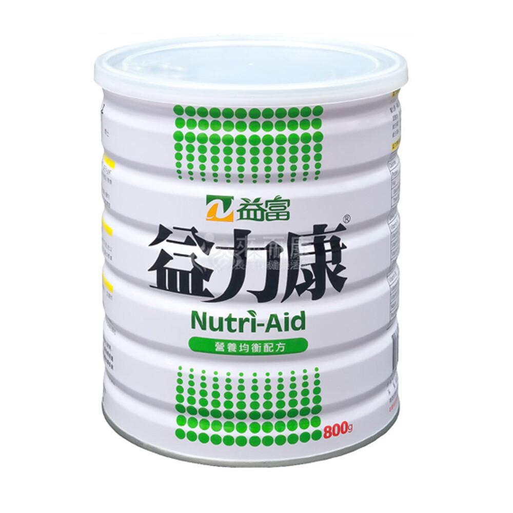 來而康 益富 益力康 均衡營養配方 十二罐販售