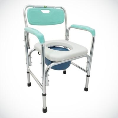 來而康 FZK-4316 鋁合金 便椅 (8.6折)