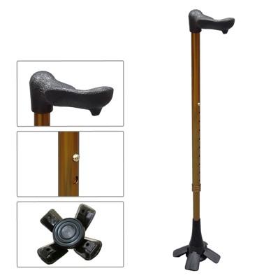台灣喜多 醫療用手杖(未滅菌) 人體工學拐杖 (7.9折)