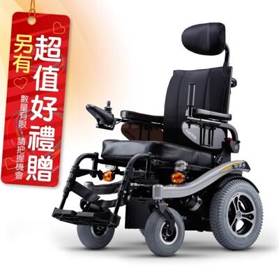來而康 康揚 電動輪椅 KP-31T 霹靂馬 標準椅(空中傾倒版) 電動輪椅補助贈 輪椅置物袋 (9.3折)