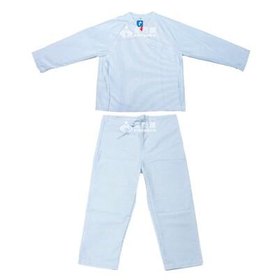 杰奇 日式浴衣病人服 睡衣 短版 含褲子 花樣隨機出貨 (9折)