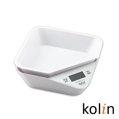 歌林Kolin-歌林電子式食物料理秤KWN-SH203FD (7.7折)