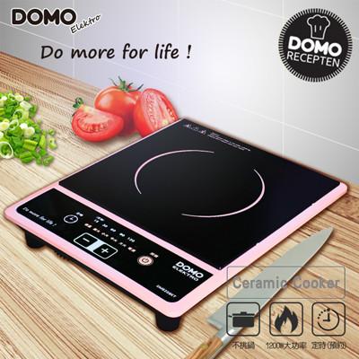 比利時DOMO-按鍵式多功能不挑鍋電陶爐DM8206KT (7.5折)