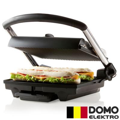 比利時DOMO多功能帕尼尼燒烤機DM9140T (8折)