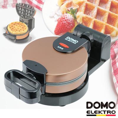 比利時DOMO不鏽鋼翻轉式鬆餅機 (6.8折)