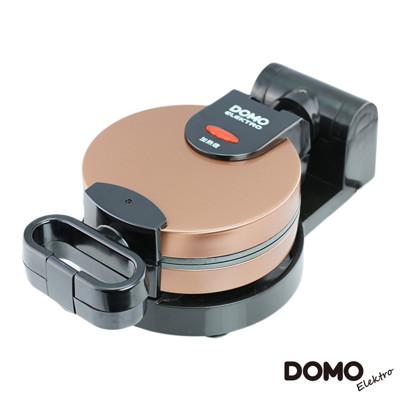 比利時DOMO-不鏽鋼翻轉式鬆餅機 DM9006AWT (時尚金) (7.4折)