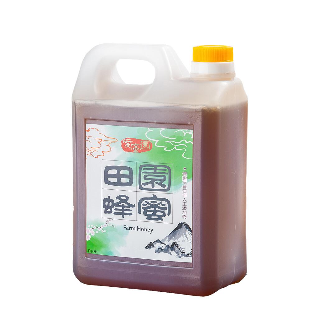 愛蜜園嚴選田園蜂蜜(1800gx1)