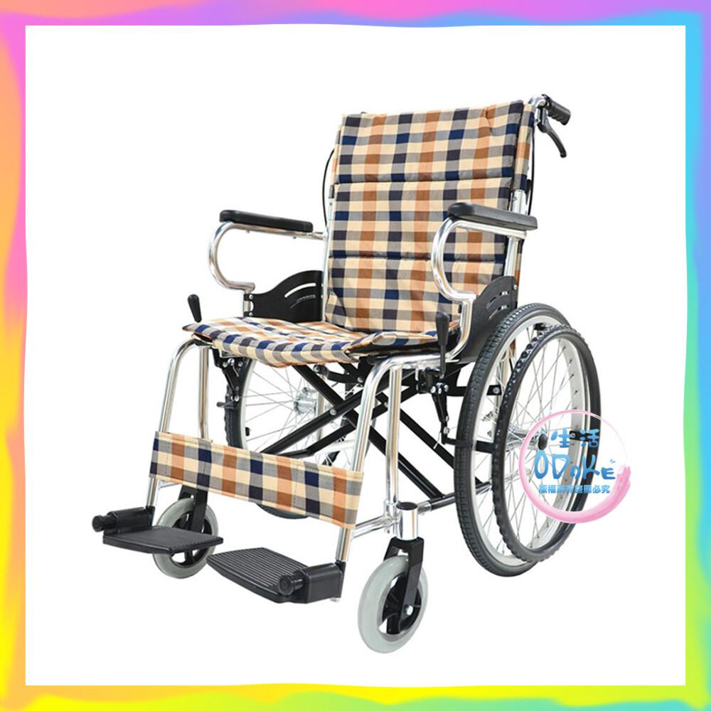 必翔銀髮 輕便手動輪椅 ph-164f (未滅菌) 輪椅 生活odoke