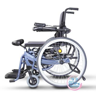 Karma 康揚 電動站立式輪椅 元氣站 SME 輪椅 手動輪椅 【生活ODOKE】 (10折)