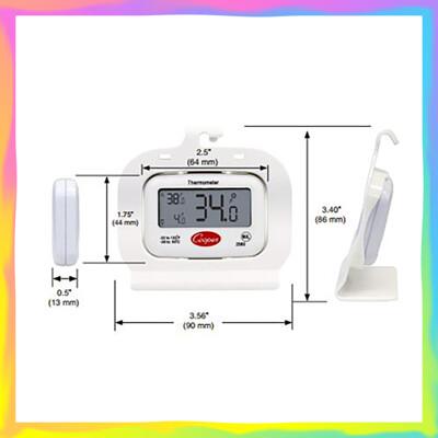 2560 電子式高低溫度計 (疫苗,藥品等可用) 溫度計 冰箱溫度計 【生活ODOKE】 (7.3折)
