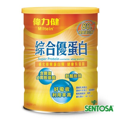 偉力健®綜合優蛋白 (500g/罐) (8.8折)
