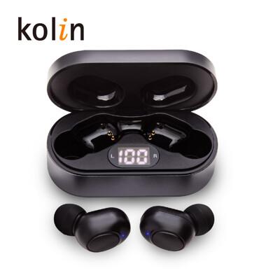 【kolin】歌林無線藍芽耳機 KER-MN420G  5.1版本 長效續航 LED電量顯示 (7.6折)