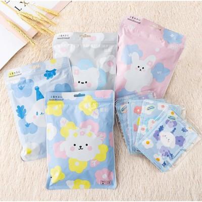 日系可愛卡通 暖暖包 10入暖暖包 暖暖貼 黏貼式 小白兔 暖暖包【YF17925】 (3.6折)