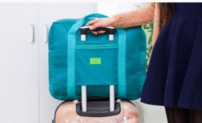 大容量手提行李包 尼龍旅行收納袋 航空托運包 (4.8折)