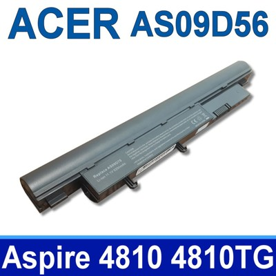 ACER AS09D56 6芯 高品質電池 4810T 4810TG 4810TZ 4810TZG (9.3折)
