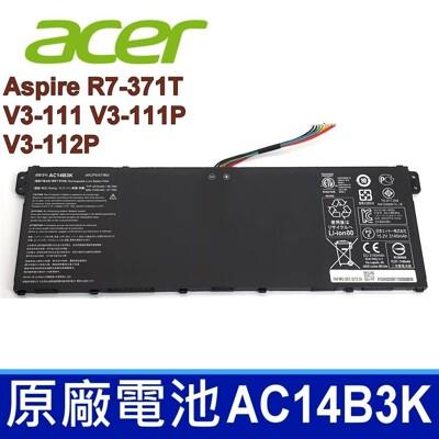 ACER AC14B3K 原廠電池 Aspire R7-371T V3-111 V3-111P (9.4折)