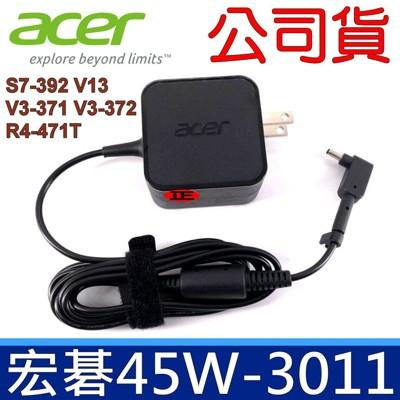 宏碁 ACER 45W 方型 原廠變壓器Swift5 S7-392 V13 V3-371 公司貨 (9.1折)