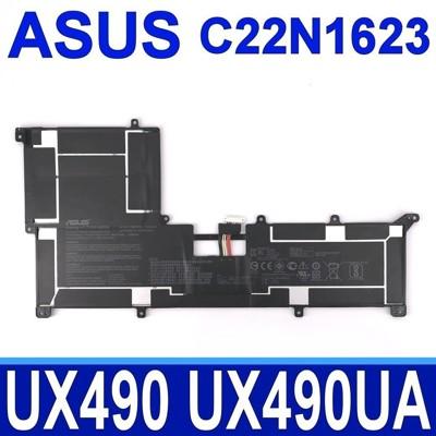 保三 ASUS C22N1623 原廠電池 UX490U UX490UA Zenbook3 (10折)