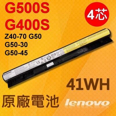 LENOVO G400S 黑色 原廠電池 L12S4e01 Z710p Z40-70 G50 (9.4折)