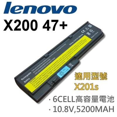 LENOVO 6芯 日系電芯 X200 47+ 電池 ThinkPad X201S X201 X20 (9.3折)