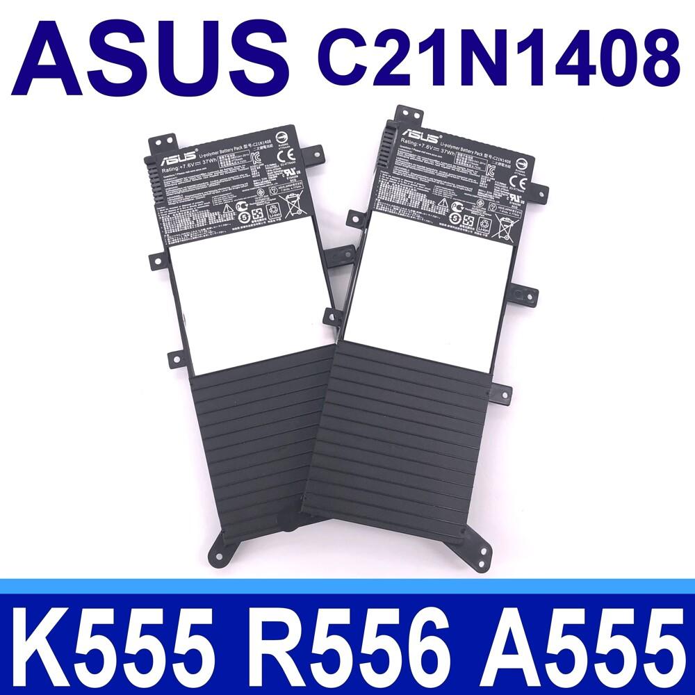 asus c21n1408 原廠電池 vm510 vm510l vm590 vm590l r556