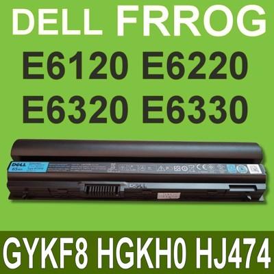 DELL FRROG 原廠電池 E6120 E6220 E6230 E6320 E6330 (9.2折)
