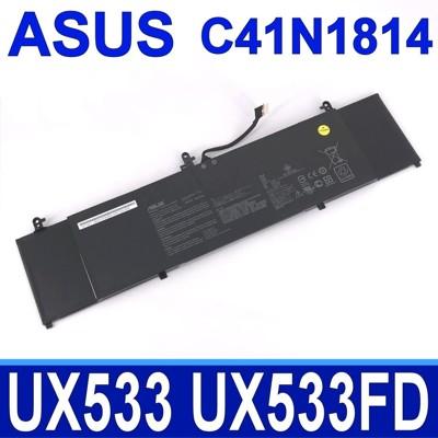 ASUS C41N1814 4芯 原廠電池 ZenBook 15 UX533 UX533FD UX5 (9.2折)