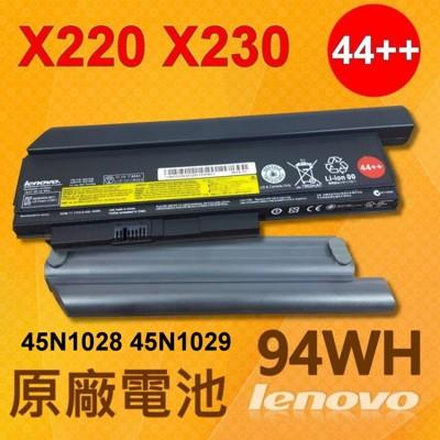 LENOVO X230 94WH 原廠電池 X220 X220i 45N1022 (9.5折)