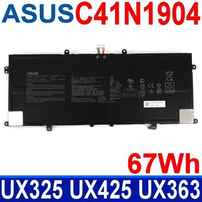 ASUS C41N1904 4芯 電池 ZenBook UX371EA UX393 UX393EA (5折)