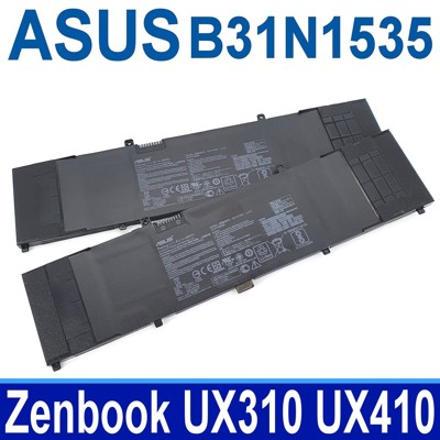 ASUS B31N1535 原廠電池 UX310UA UX310UQ UX410 UX410UA (9.2折)