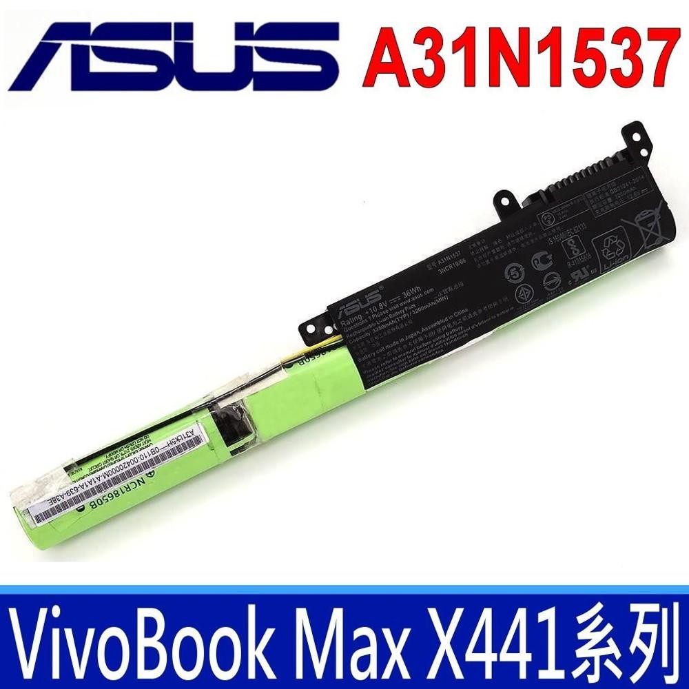 asus a31n1537 原廠電池 vivobook x441 x441s x441sa