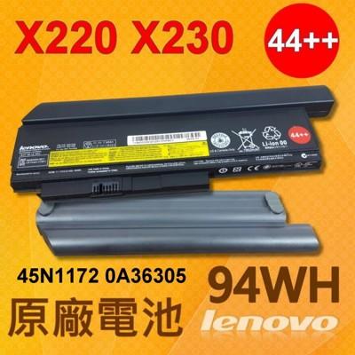 LENOVO X230 94WH 原廠電池 X220 X230 共用款 44++ 44+ (9.5折)