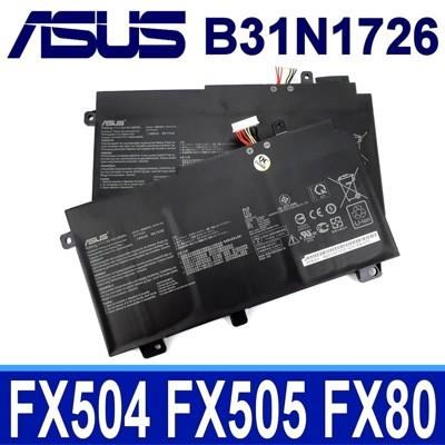 ASUS B31N1726 3芯 原廠電池 FX504 FX505 FX80 FX86 ROG St (9.2折)