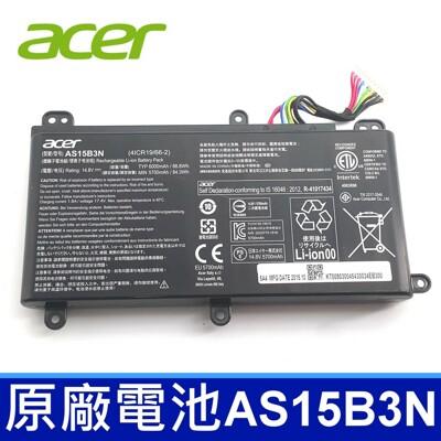 ACER AS15B3N 原廠電池 電競 Predator17 G9-791g G9-792g (9.6折)