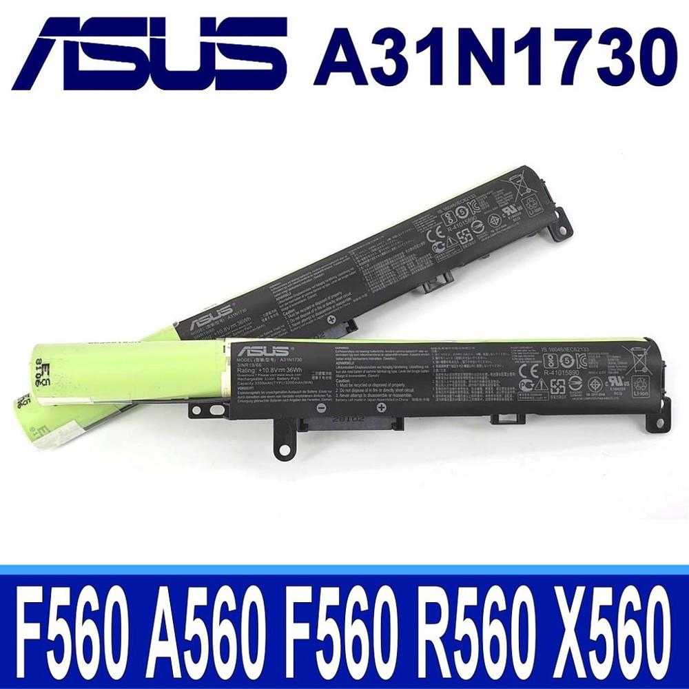 asus a31n1730 原廠電池vivobook 15 f560 f560ud k560ud r