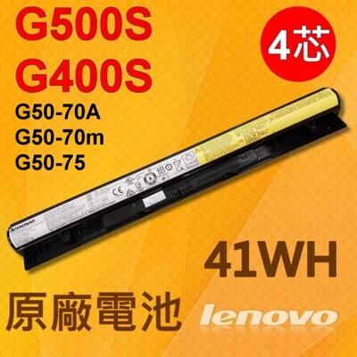 LENOVO G400S 黑色 原廠電池 L12S4A01 G500S G50-70 (9.4折)