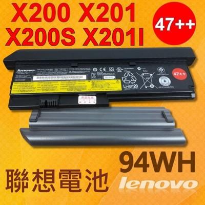 9芯 聯想 LENOVO X200 X201 原廠電池 ThinkPad X200 X200S X2 (9.2折)